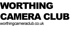 Worthing Camera Club logo