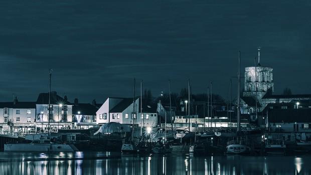 Shoreham in Blue